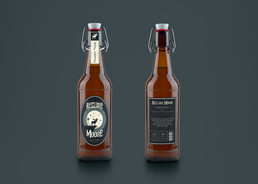 Artisan Bottle and Branding