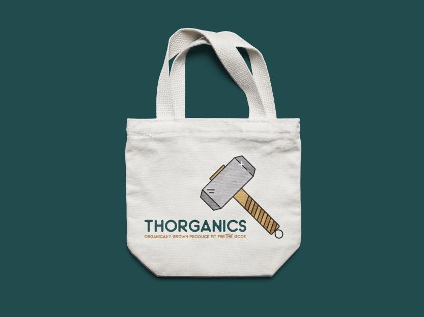 tote bag thor