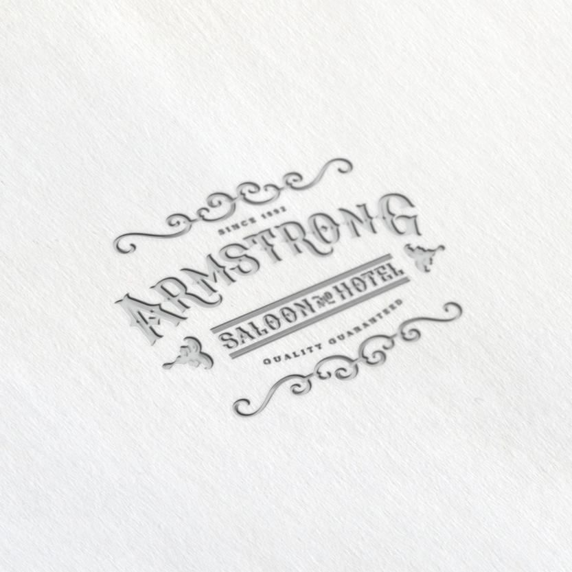 Letter Press Logo