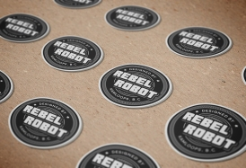 Designed by Rebel Robot blur