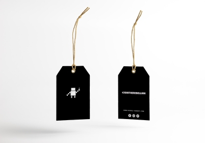 Label Tag double RR