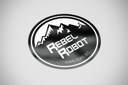 Rebel Robot Kamloops Mountain mockup