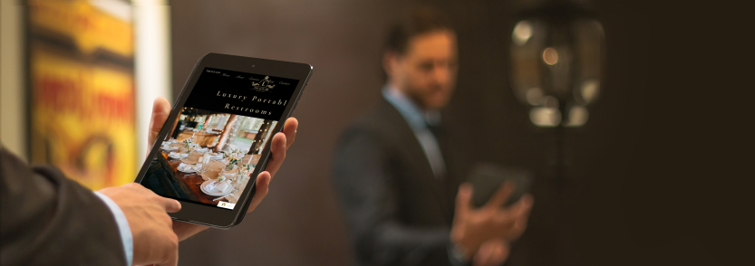 mockup-of-a-corporate-man-using-a-black-ipad-mini