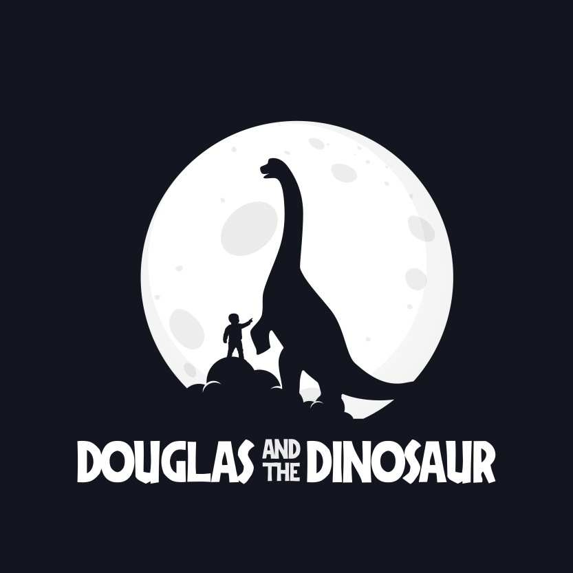Douglas and the dinosaur-01